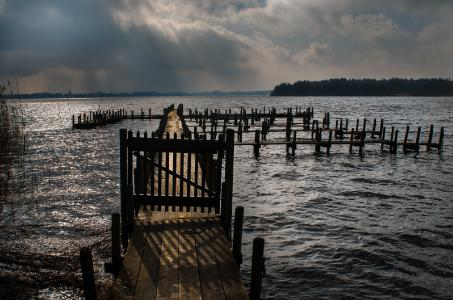 Mehr oder weniger ein Meer: Bad Zwischenahner Meer