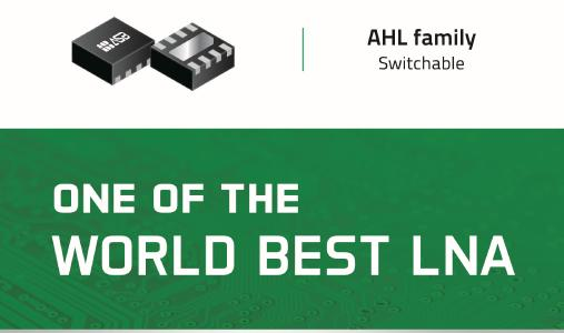 Ultra-rauscharme Amplifier-MMICs für 5G