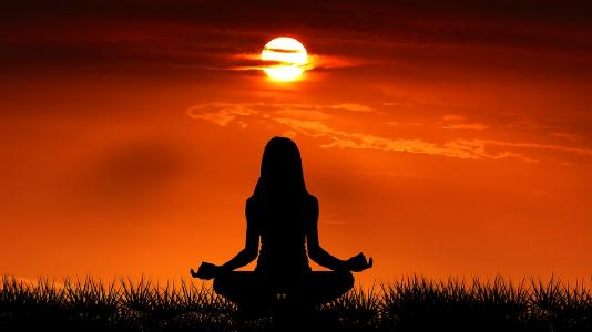 Yoga: A greetings to the sun...