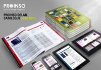 PROINSO launches wide product catalogue for solar PV system installers