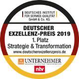 Deutscher Exzellenz-Preis 2019 des E-Learning-Anbieters Pink University