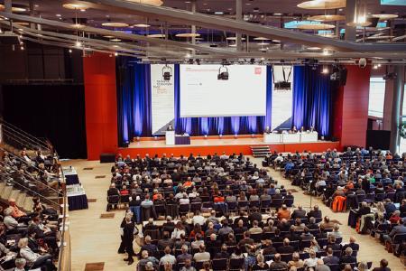 Zweitägige EIPOS-Sachverständigentage Brandschutz in Dresden