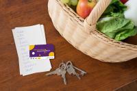 DeutschlandCard und Einkaufskorb