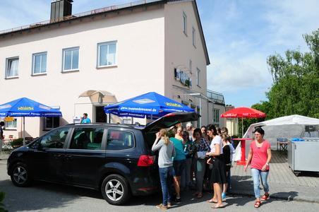Bayerwaldhotels spenden Lebensmittel für Flutopfer und Helfer