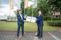 International double victory for trans-o-flex: Best quality and best service in Europe