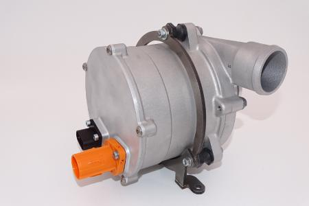 Coolant pump for fuel cell
