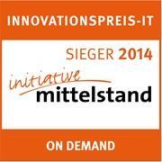 Genius Project gewinnt Innovationspreis-IT 2014