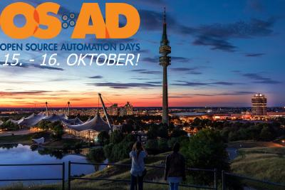 Open Source Automation Days 2019