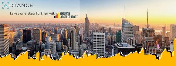 ADTANCE is participating in the German Accelerator program USA