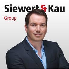 Oliver Kau, Geschäftsführer und Gründer von Siewert & Kau