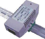 114447 Dual PoE Power over Ethernet Injector (Midspan)