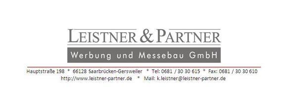 Logo: Leistner & Partner Werbung und Messebau GmbH
