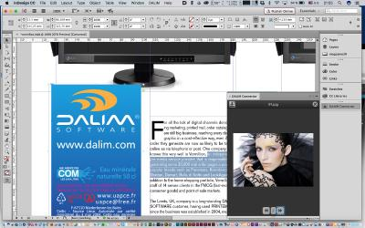 DALIM SOFTWARE and Silicon Publishing announce partnership