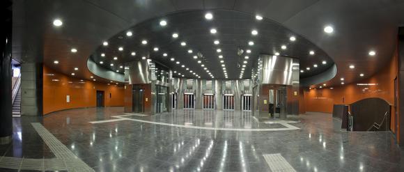 Metro Barcelona (c) Thyssenkrupp