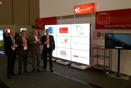 Viscom 2011 - Cittadino & LG Electronics