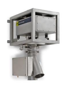 """Die Metallseparatoren der Serie RAPID 5000 in """"Easy-Clean-Ausführung"""". Zur Wartung und Reinigung lässt sich die Ausscheidemechanik einfach herausschieben.  -300dpi"""
