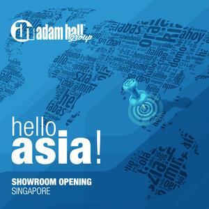 Adam Hall Singapore
