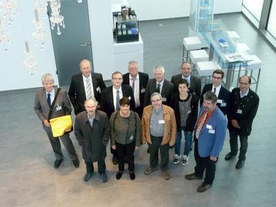 WHF 11. Hochschullehrer  und Professorentreffen (Quelle WHF GmbH)