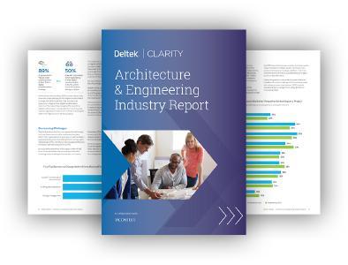 Deltek Clarity Report