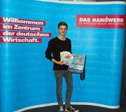 Max Trinter Gewinner Super Praktikum