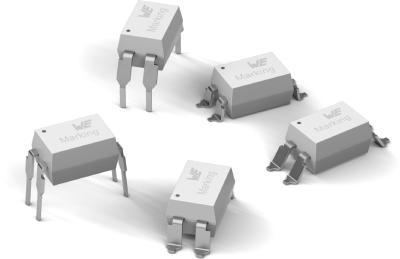 WL-OCPT Optokoppler Phototransistor Serie 816, Bildquelle: Würth Elektronik