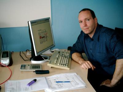 ERP - Projektplaner Oliver Baumann