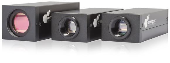 Emergent Vision 10GigE Cameras