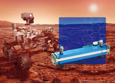 Sensoren von smartGAS werden die Funktionsweise des MOXIE-Moduls kontinuierlich überwachen Bild: ©stock.adobe.com/Artsiom Petrushenka | smartGAS