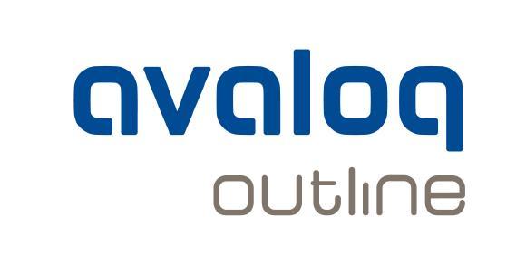 Avaloq Outline AG, ein Tochterunternehmen der Avaloq Gruppe