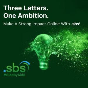 """Die SBS-Domain ist optimal für alle Firmen, die """"SBS"""" in ihrem Namen tragen...."""