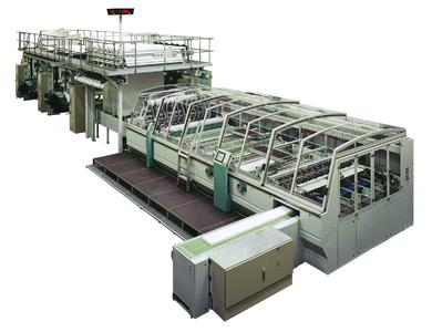 JK Paper opted for two modern 8-pocket cut-size lines from E.C.H. Will and Pemco