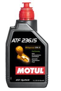 Neu im Motul Produktsortiment: das Getriebefluid Motul ATF 236.15 für Mercedes-Benz