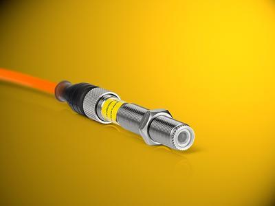 ILM12F Lasermodul mit Fokussierung und Schutzklasse IP54