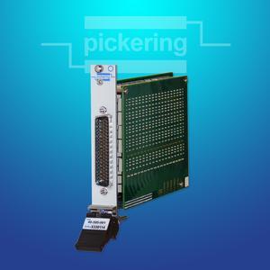 Pickering Interfaces stellt der Fachwelt zur electronica 2014 die neuesten LXI- und PXI-Schaltlösungen vor