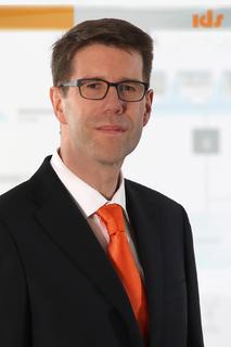 Einzelportrait Michael Pein (CFO)