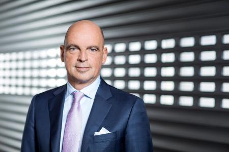 Frank Jourdan, Mitglied des Vorstands der Continental AG und Leiter der Division Chassis & Safety, © Continental AG