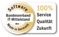 Mit zertifizierter Software unterstreicht die it-motive AG den Stellenwert von