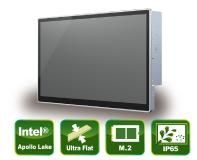 Reliable Panel PC solution with True Flat PCAP Touch