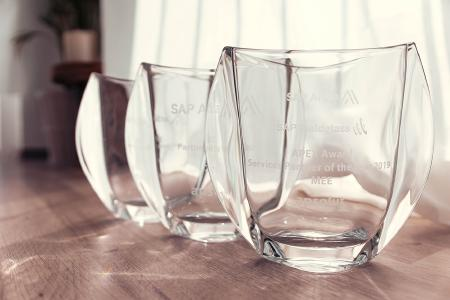 apsolut erhält den dritten 'SAP Ariba Partner of the Year'-Award in Folge