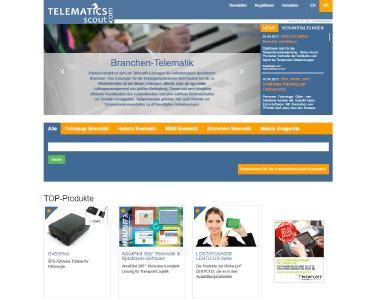 Die Plattform Telematics-Scout.com bietet Nutzern einen Service, der auch für die Telematik-Branche lange überfällig war.
