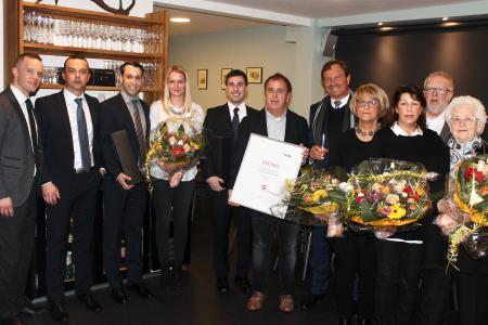 REHAU und Bechtold Fenster feiern 50 Jahre Partnerschaft: Ein halbes Jahrhundert gemeinsam erfolgreich. Foto: REHAU