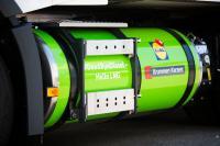 """Die Krummen Kerzers AG und Lidl Schweiz erreichten mit ihrem LNG-Projekt """"Goodbye Diesel"""" die Finalrunde des European Logistics Award. (Foto: Krummen Kerzers)"""