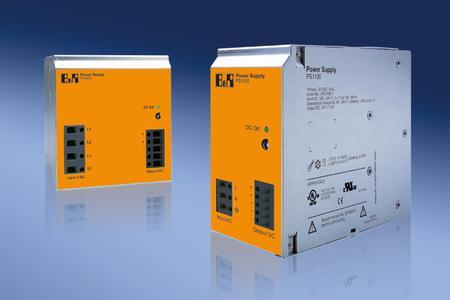 Mit der neuen Generation an B&R Stromversorgungen stehen Anwendern anforderungsoptimierte Geräte mit höchster Wirtschaftlichkeit zur Verfügung