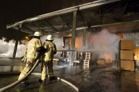 Ein ganzheitlicher Brandschutz sorgt dafür, dass es nicht zu einem solchen Szenario kommt (© lettas – stock.adobe.com)