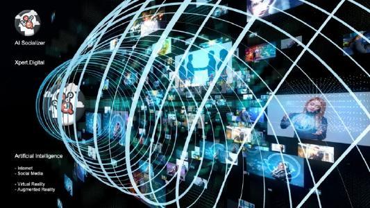 AI Socializer – Künstliche Intelligenz mit Xpert.Digital