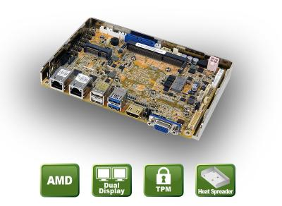 AMD Power für Embedded Systeme