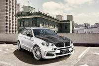 Hamann Motorsport inspires the BMW X6 M50d