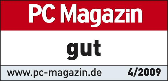 Testurteil: PC Magazin