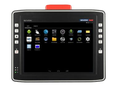 DLT-V72 Frontal AndroidScreen