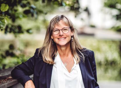 Michaela Lehnert, Bereichsleiterin Digitalisierung und Innovation